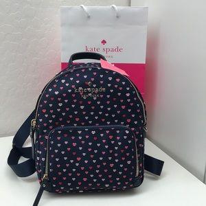 NWT - Kate Spade ♠️Small Hartley Backpack